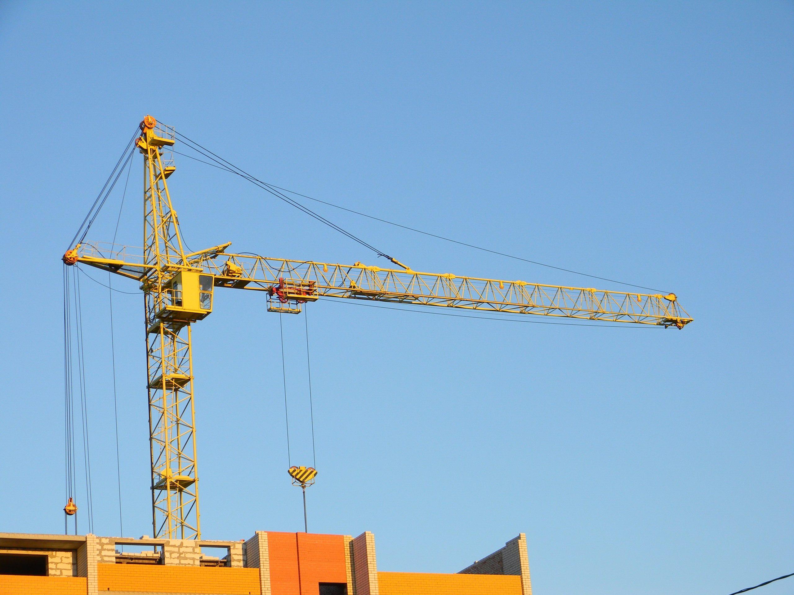 News-Beitrag: Wohnungsbau in Deutschland auf höchstem Stand seit fast 20 Jahren